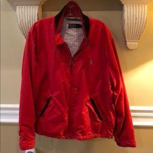 Polo Ralph Lauren men's large jacket